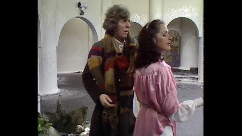 Классический Доктор кто, 16 сезон, Пиратская планета, часть первая (MVO RedDiamond Studio)