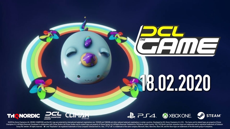 DCL The Game Release Date Trailer