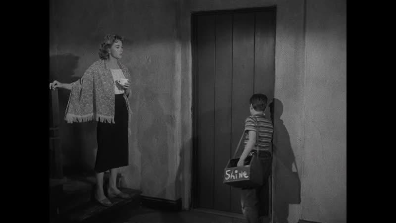 Стерлинг Хейден в фильме Очевидное алиби Драма криминал США 1954
