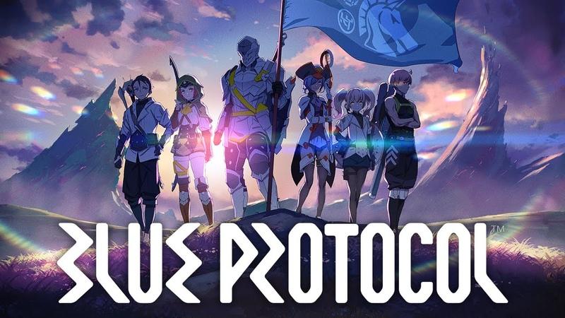 オンラインアクション RPG『BLUE PROTOCOL(ブループロトコル)』PV