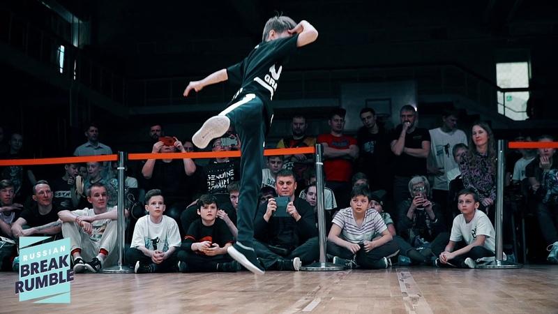 Nikish vs Power G Top8 Юноши 11 13 Russian Break Rumble Novosibirsk 2020