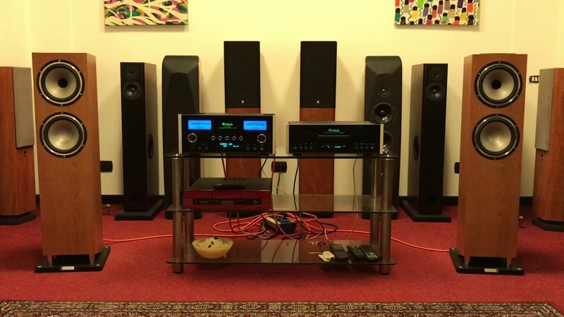 TANNOY Revolution XT 8F High value for money Floorstanding Speakers