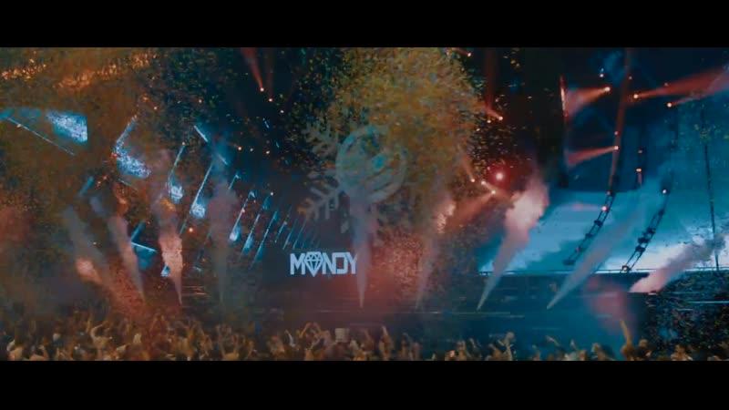 MANDY ft Jelle Van Dael We Are Warriors Official Video