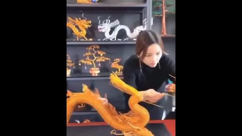 Как сделать дракона - крутая мастерица - vk.com/kulibino