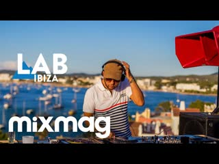 Deep house presents nightmares on wax sunset set in the lab ibz #liveset@deephouse_top