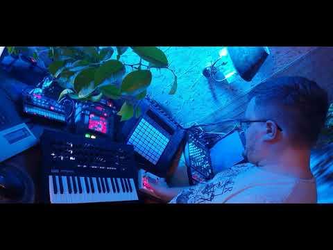 Dj Wadada - Electro Acid Session / 13 11 2019
