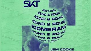 DJ , Jem Cooke - Boomerang (Round And Round) Danny Bond Edit