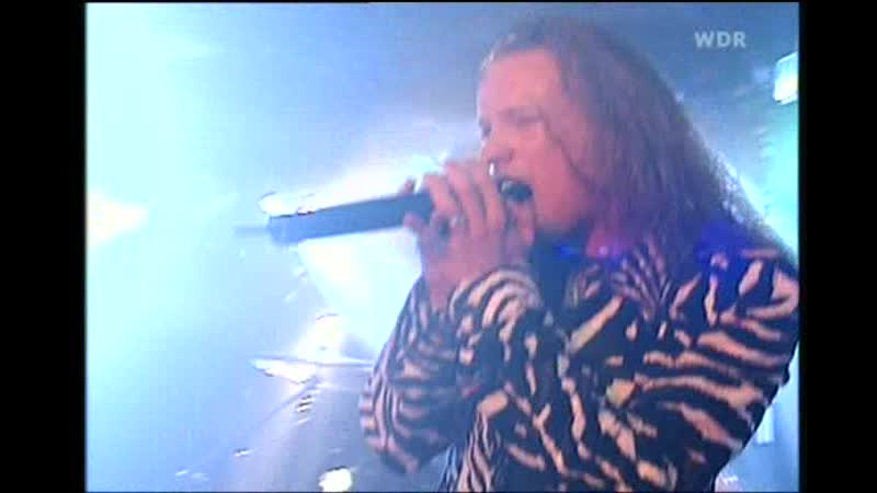 EDGUY - Lavatory Love Machine ( Live In Cologne ( Koln ) , Germany \ 2004 г )
