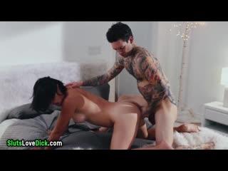 SEX CLUB : Татуированный член отжарил мокрую киску Anal / Group Sex / Oral / Rape / Subbed / Uncensored / Порно / 18+