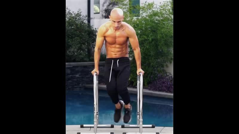 Killer ABS Workout 🔥 FRANK MEDRANO VEGAN ATHLETE SUPERHUMAN