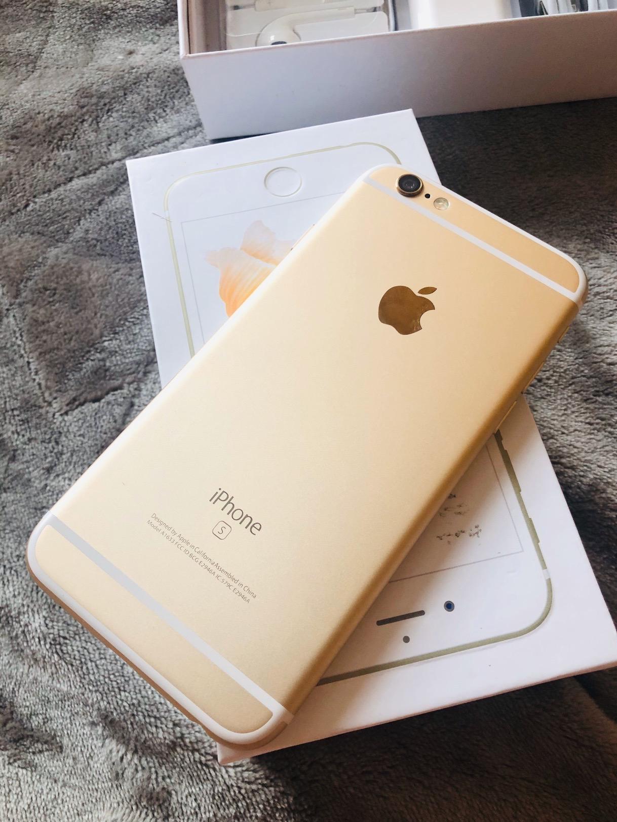 iPhone 6s на 32GB памяти , Состояние отличное, | Объявления Орска и Новотроицка №1865