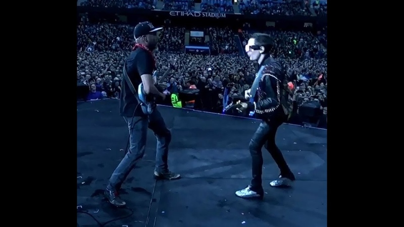 Muse Break it to me Live with tom morello