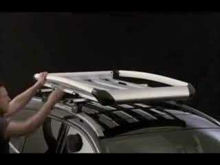 Универсальный багажник на крышу