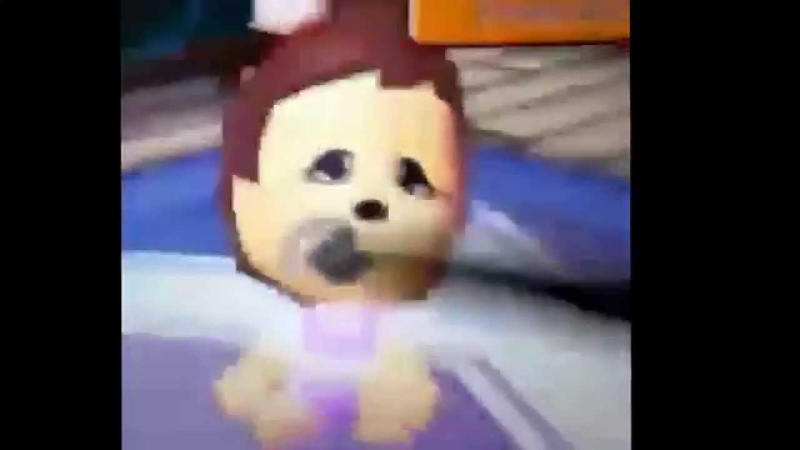 Wii baby abuse