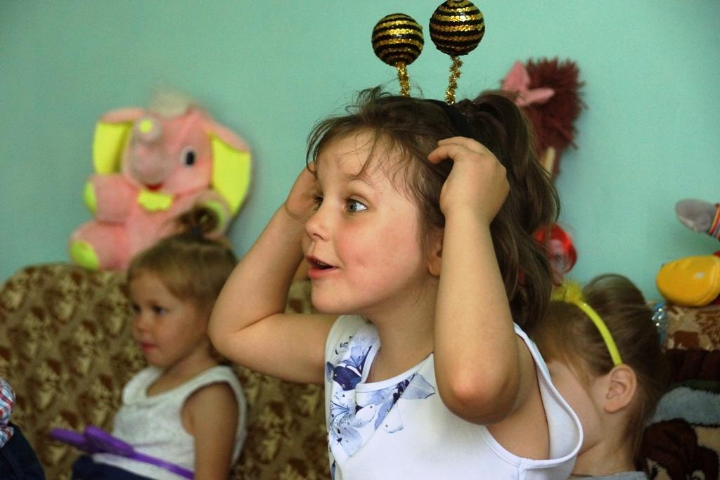 Прошел детский праздник в нашем центре 17