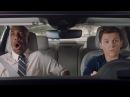 Человек паук Возвращение домой Audi Driver's Test Spider Man Homecoming в русской озвучке