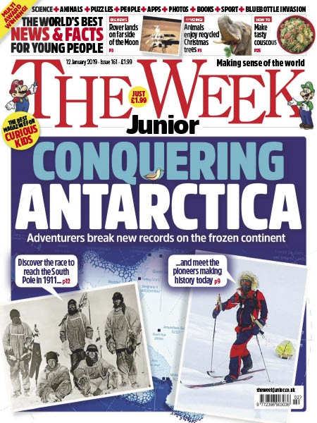 The Week Junior UK 12.01.2019