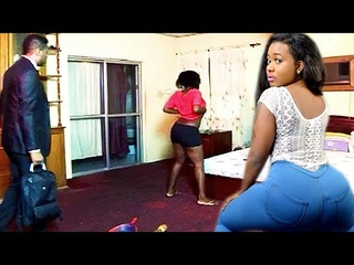 MY WIFE BEG ME TO SLEEP WITH OUR NEW HOT CURVY HOUSEMAID - 2019 MOVIES|NIGERIAN MOVIES|LOVE MOVIES