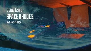 """Gera Dzhio - """"Space Rhodes"""" live on Sp404sx"""