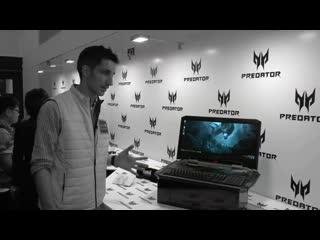 Обзор ноутбука Acer за 700 000 рублей - YouTube