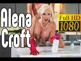 Alena Croft большие сиськи big tits [Трах, all sex, porn, big tits, Milf, инцест, порно blowjob brazzers секс анальное секс