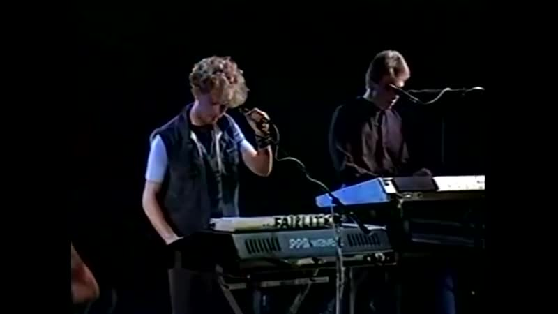 Depeche Mode Tora Tora Tora Live at Whatever You Want BBC 31 03 1982 UK