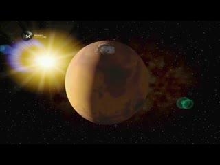 04 Космическая погода, Марс (2013)
