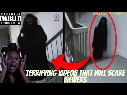 Terrifying videos that will Scare Viewers