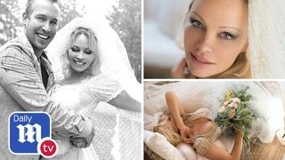 Exclusive! Pamela Anderson's secret wedding to her BODYGUARD - DailyMail TV