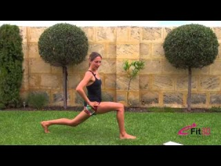 Kettlebell Til You Drop - 40 Minute Killer Total Body Kettlebell Workout Routine