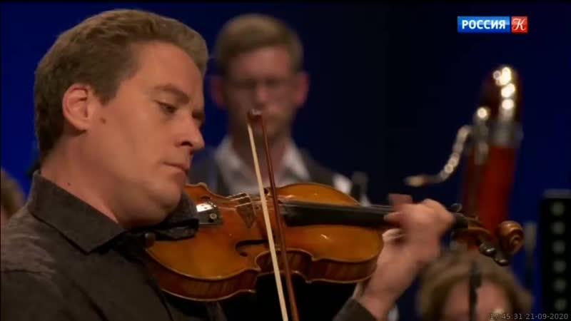 21 09 2020 1740мск SD360 Фестиваль в Вербье Кристоф Барати Валерий Гергиев и Фестивальный оркестр Вербье Швейцария 2019г