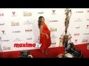 Zoe Saldana Baby Bump | 2014 NCRL ALMA Awards | Red Carpet