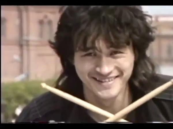 Поп механика на празднике День города Петропавловская крепость 25 мая 1986