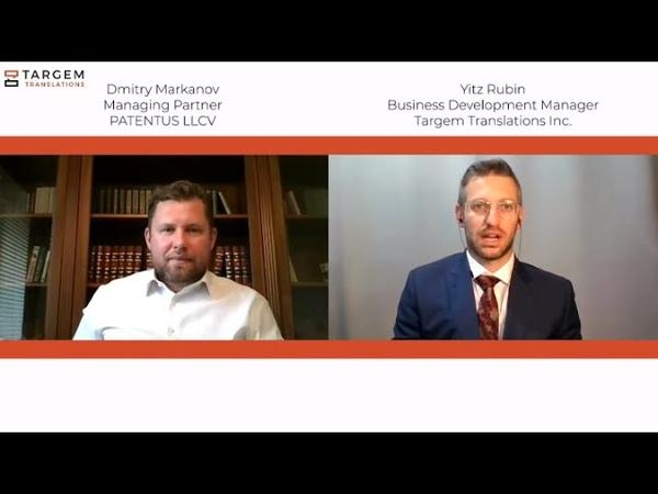 Dmitry Markanov - Managing Partner - PATENTUS LLC - Russia