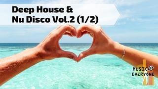 VA - Music For Everyone - Deep House & Nu Disco Vol.2 Mix (1/2)