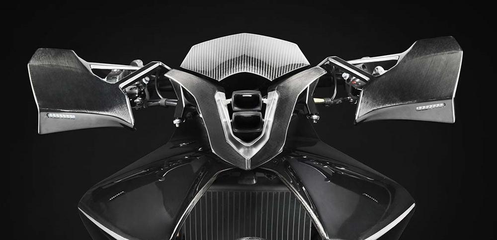 Мотоцикл Vyrus Alyen