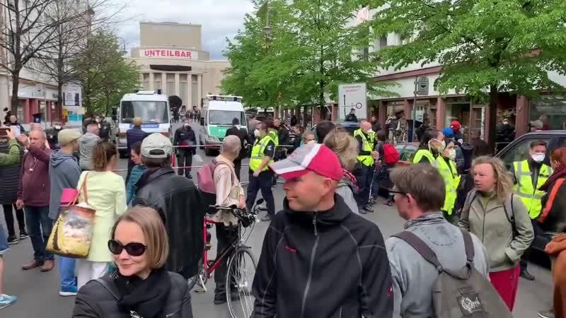 Livestream Berlin Demo