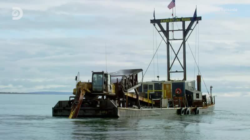 Золотая лихорадка Берингово море 9 сезон 3 серия Bering Sea Gold 2020