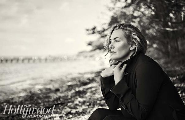 Неподражаемая Кейт Уинслет в фотосессии для свежего номера The Hollywood Reporter