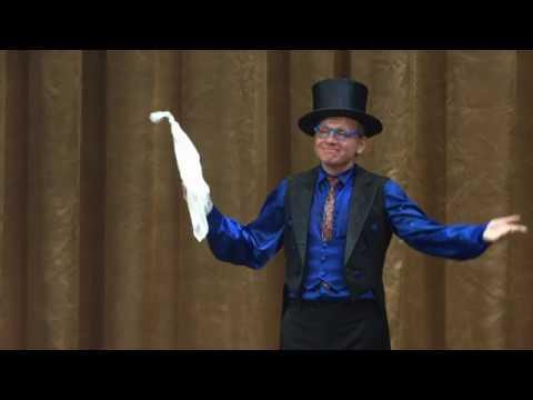 Виктор Мэджик Танцующий платок Victor Magic Dancing hanky