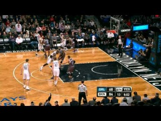 Andray Blatche Throws Down the Hammer