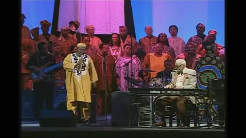 Ray Charles Celebrates A Gospel Christmas with The Voices Of Jubilation 2003