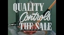 QUALITY CONTROLS THE SALE 1950s OLIN MATHIESON CHEMICAL SALES FILM LABORATORY TESTING 10464