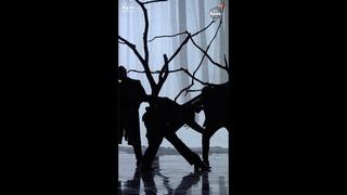 [BANGTAN BOMB] 'Black Swan' Stage CAM (Jung Kook focus) @ 2020 SBS 가요대전 - BTS (방탄소년단)