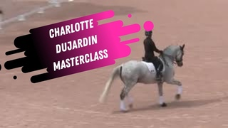 Charlotte Dujardin Masterclass: Balancing the Half Pass in Dressage