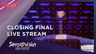 Simsovision Song Contest 2020 - Closing Final - Live Stream