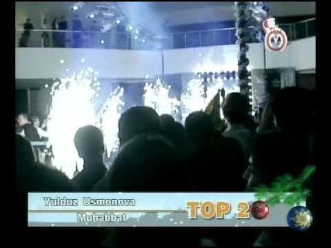 Юлдуз Усмонова -Муҳаббат (Новогодний топ 20)