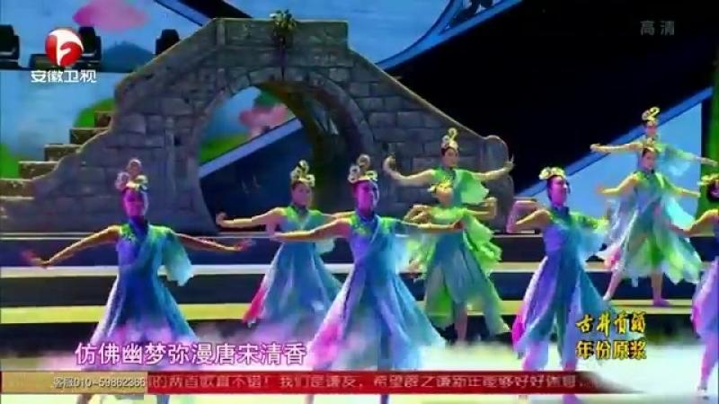 2017安徽春晚: 王莉 《江南水乡》 【安徽卫视官方高清】[Low,480x360, Mp4]