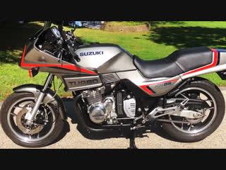 Suzuki xn85 turbo (1983)