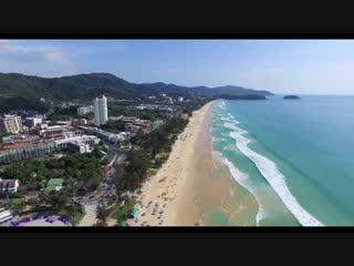 Таиланд, о. Пхукет, пляж Карон